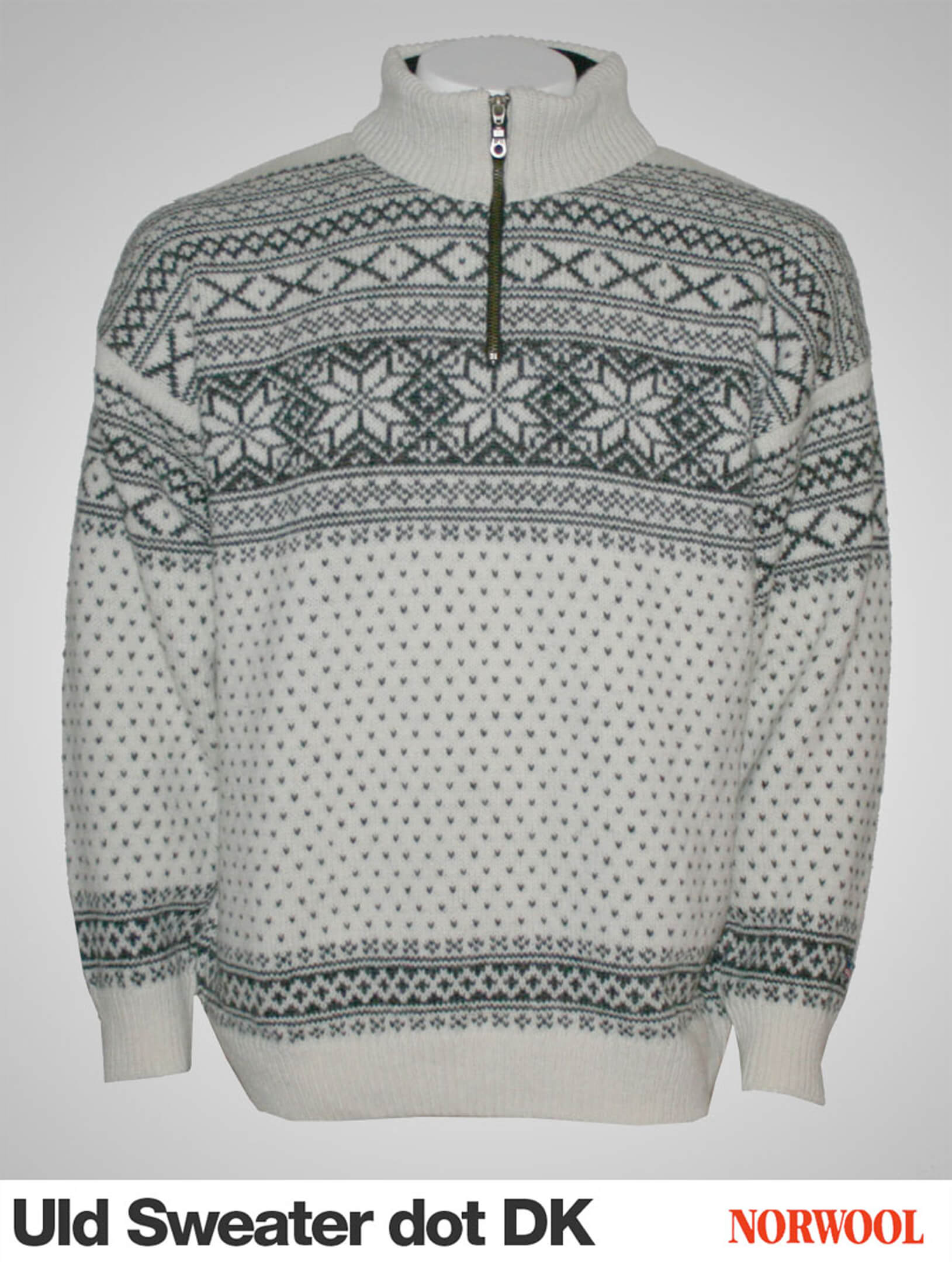 norsk strik sweater